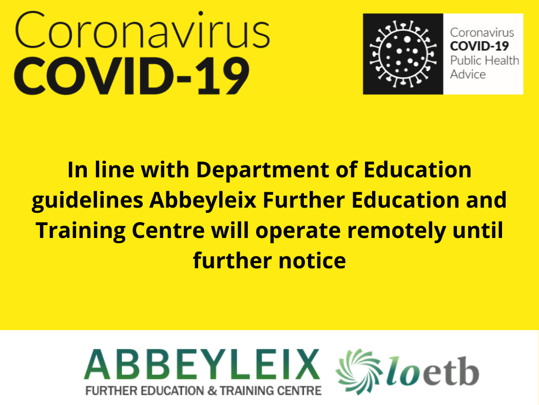 Current Education Department COVID-19 Restrictions